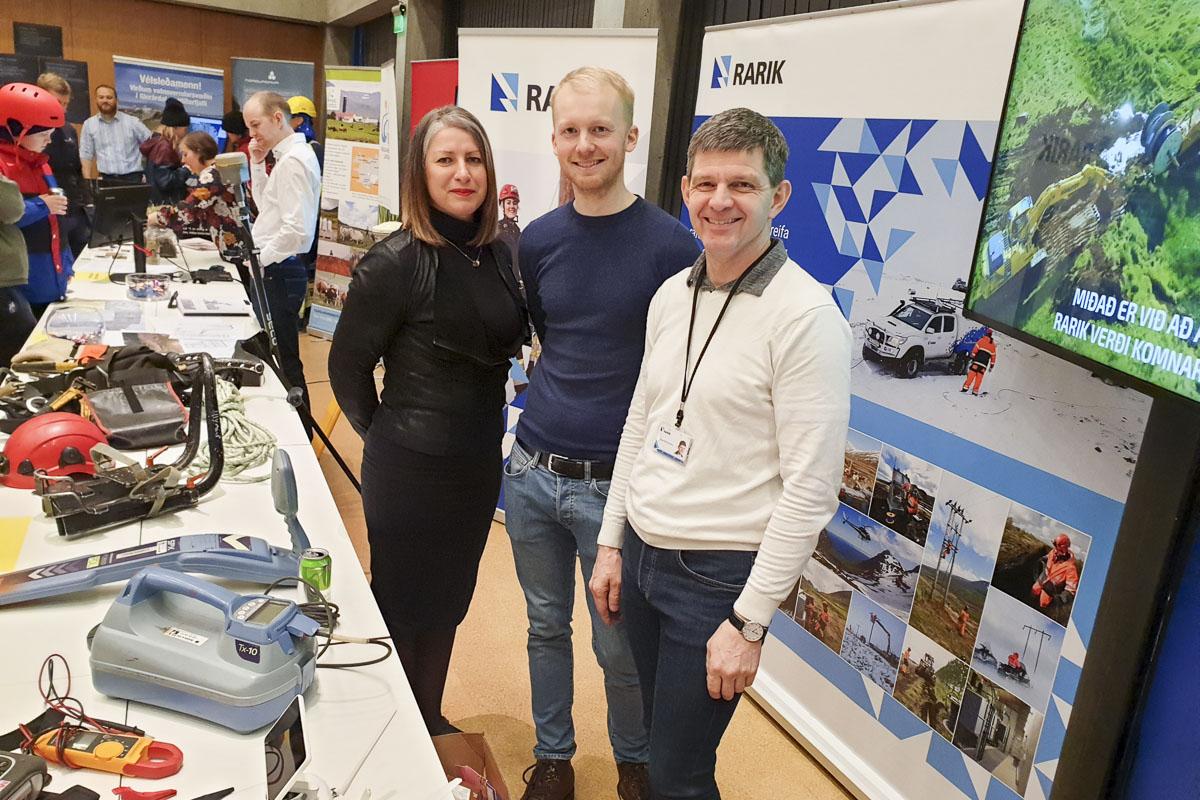 RARIK á starfamessu á Akureyri